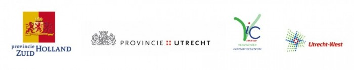 Logo's cranberry aanplant