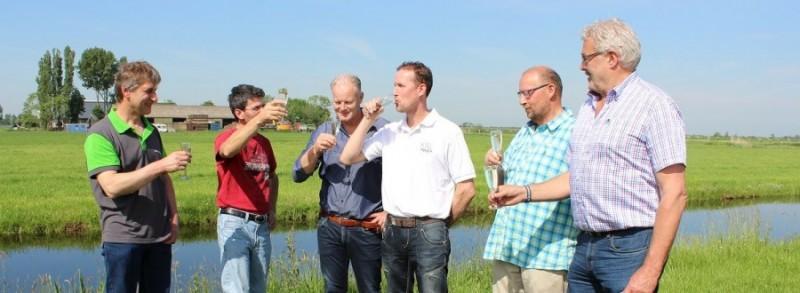 Start Proefpolder Kringlooplandbouw